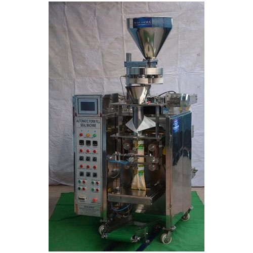 Full Pneumatic Belt Driven Tea Packaging Machine