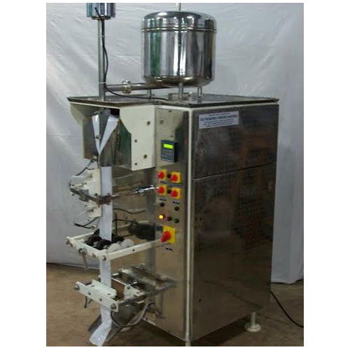 Single Head LMVG Water Pouch Packing Machine